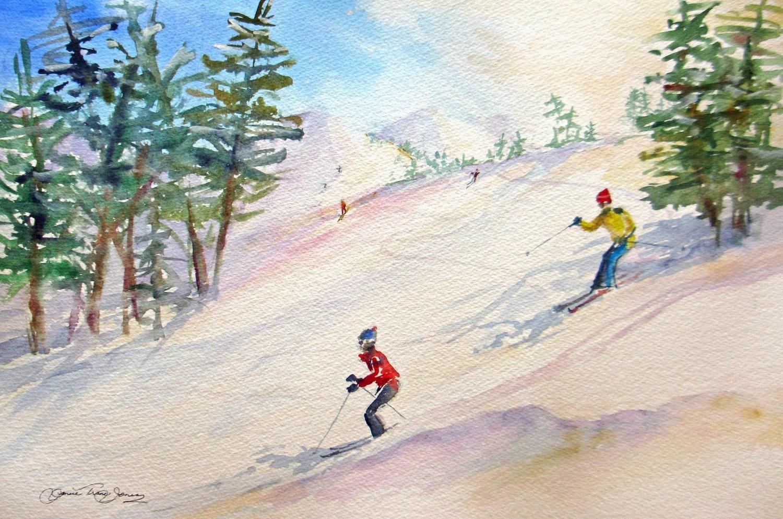 Snow Canvas Pictures