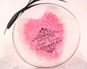 Pink Sugared Angel Wings - Natural Soap - pamperedmoments