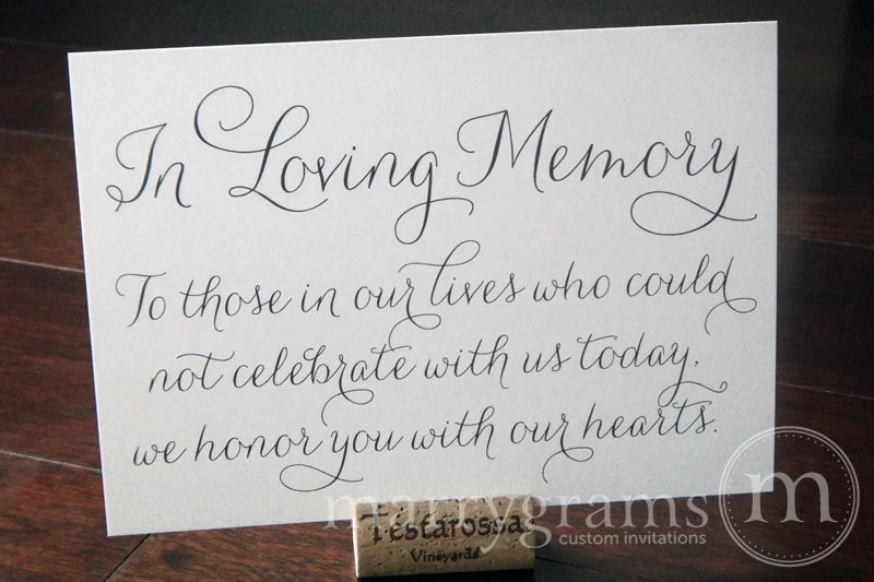 Quotes Remembering Lost Loved Ones