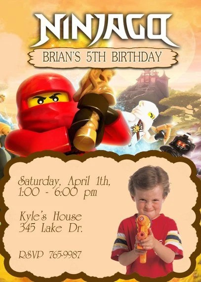 Create Birthday Invitations