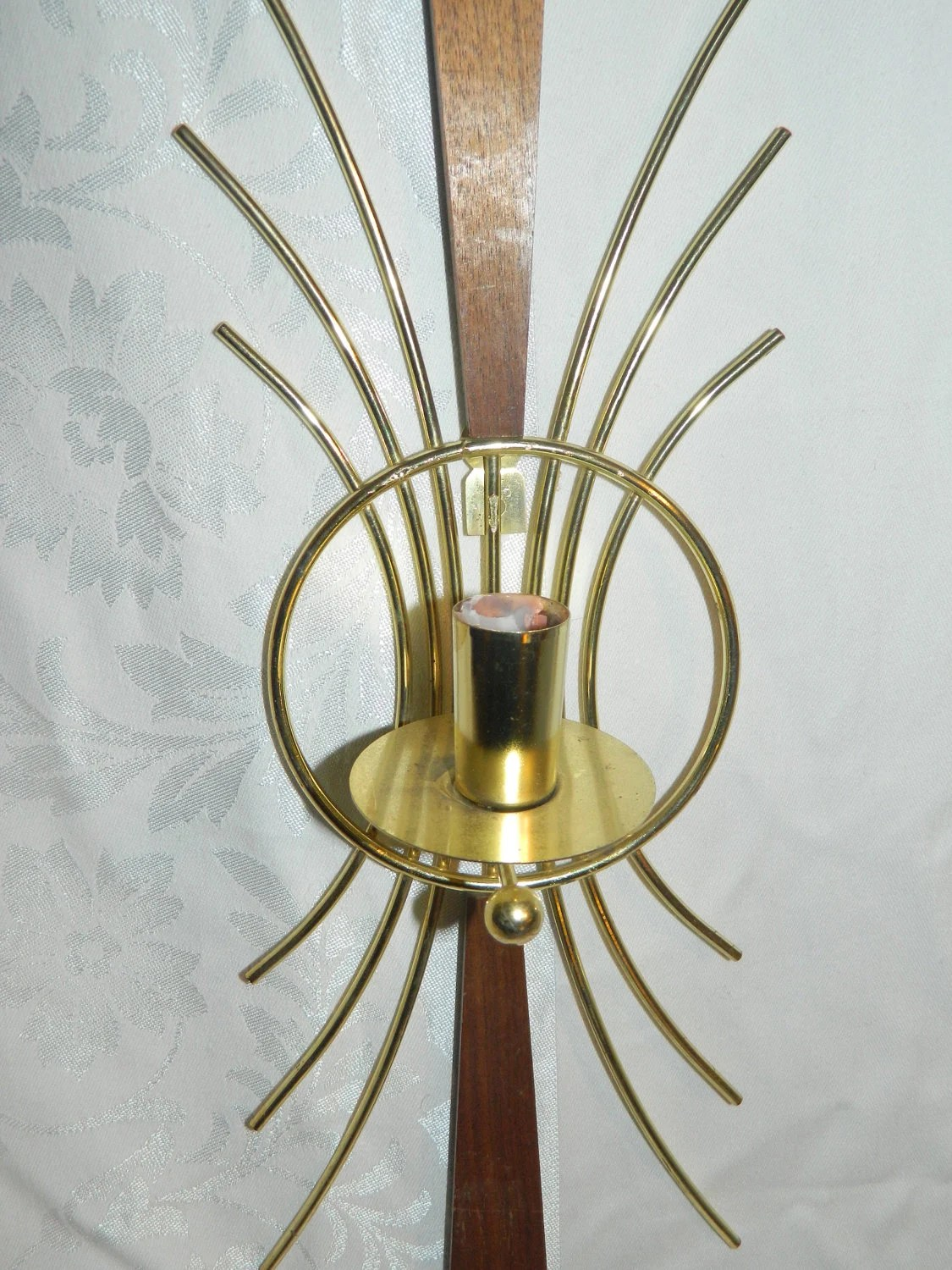 Mid century Modern Eames style wall sconces. by ... on Mid Century Modern Sconces id=70752