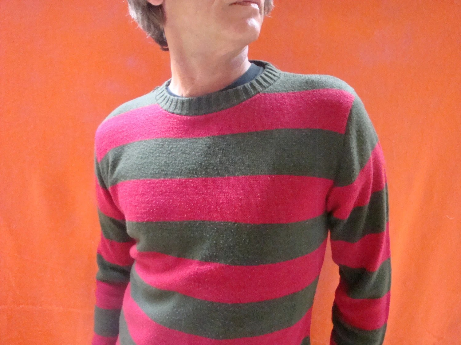 What Color Are Freddy Krueger Sweater Stripes