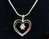 GT Heart with Rhinestone ...