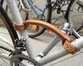 Bicycle Frame Handle strap v1 - BushgearLeatherworks