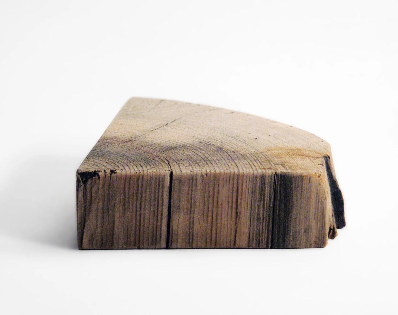 Coaster. Wooden coaster. Reclaimed wood. Driftwood. Drink coasters. - Railis
