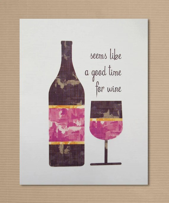 Birthday Cards Wine Lovers