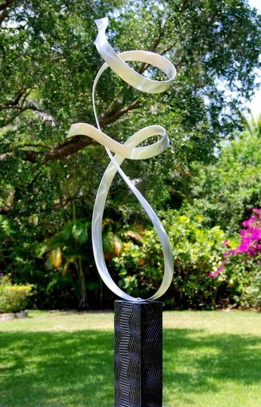 Outdoor Metal Art Modern Designs Garden by statements2000 ... on Backyard Metal Art id=49474