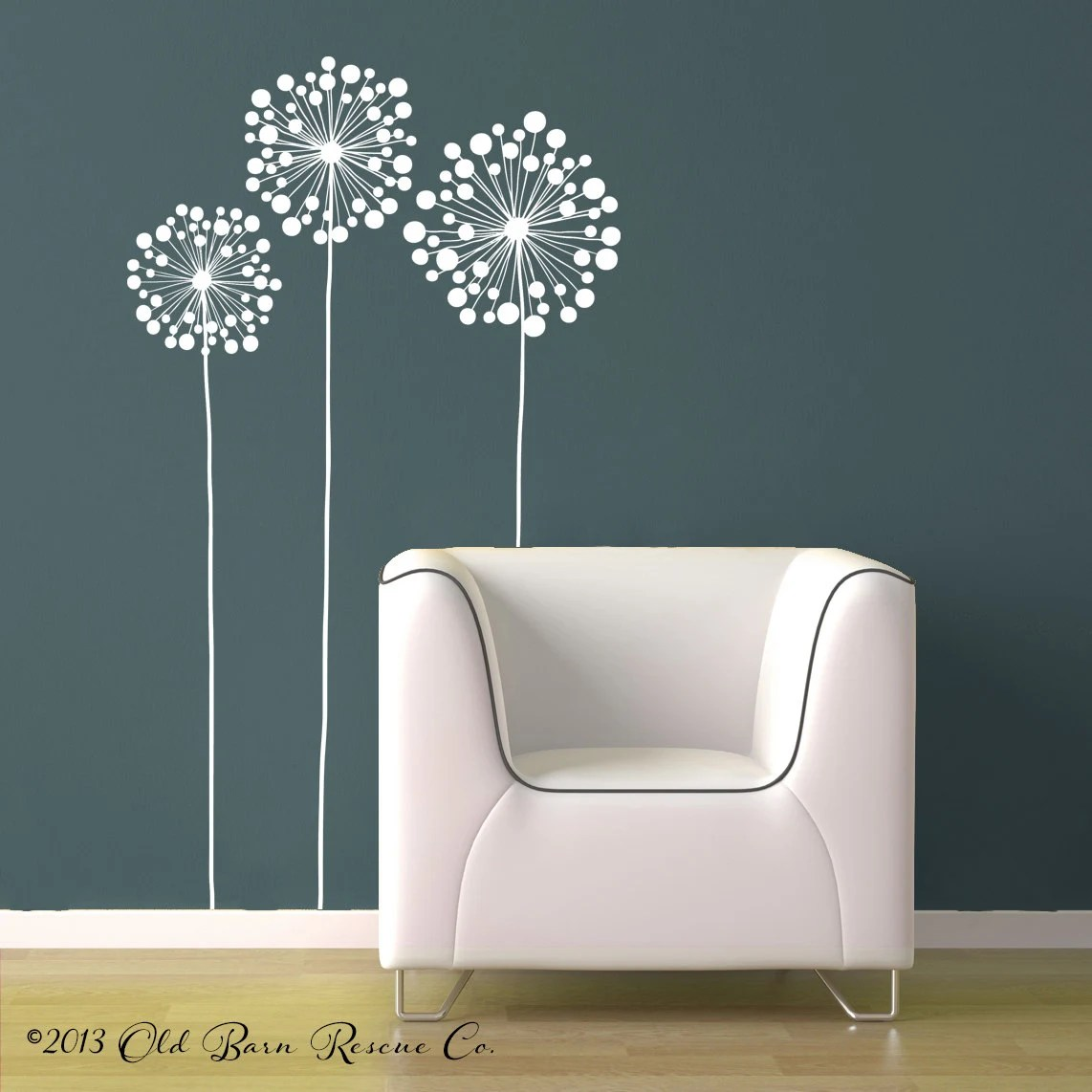 Floral Wall Decals