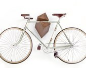 "Oak Wood Bike Hanger ""Elk"" by Woodstick Ltd. - Woodstick"
