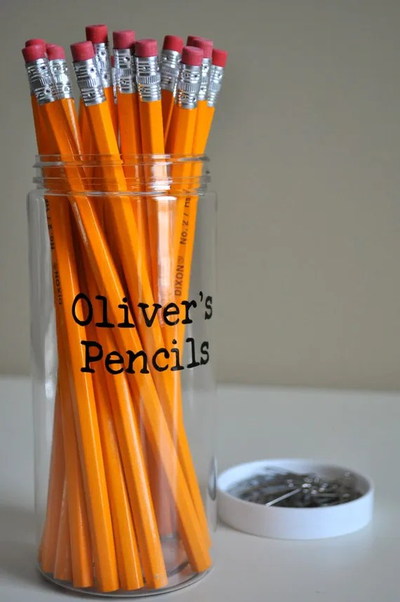 Desk Paper And Pencil Holders