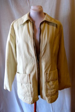 Vintage Late 1940s Ladies Sports Jacket