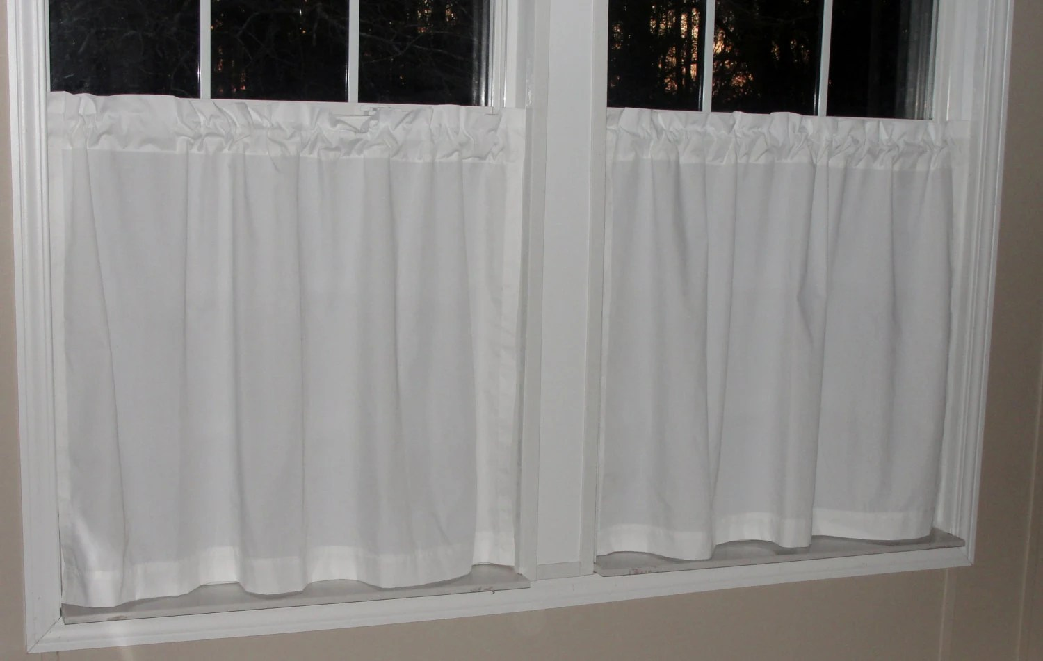 French country kitchen curtain - French kitchen curtains ...