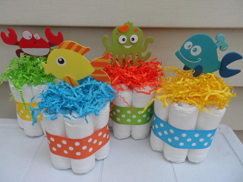 Under Sea Baby Shower Ideas