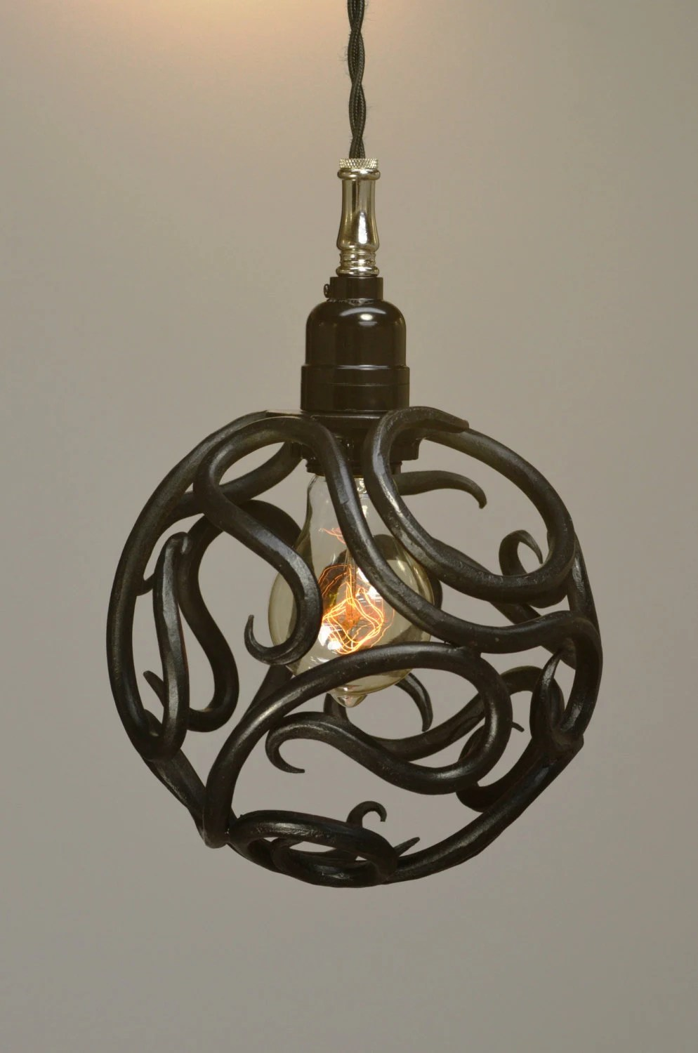 Forged Lighting Fixtures