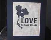 Love Crosses Oceans (Thai...