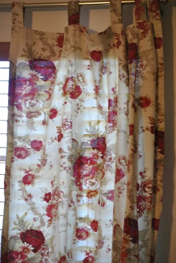 Waverly Rose Sheer Panels