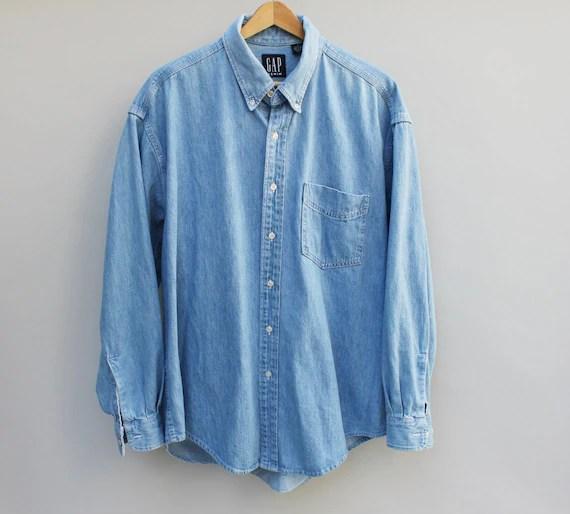 Long Gray Button Shirt Cuff Buttons Sleeve