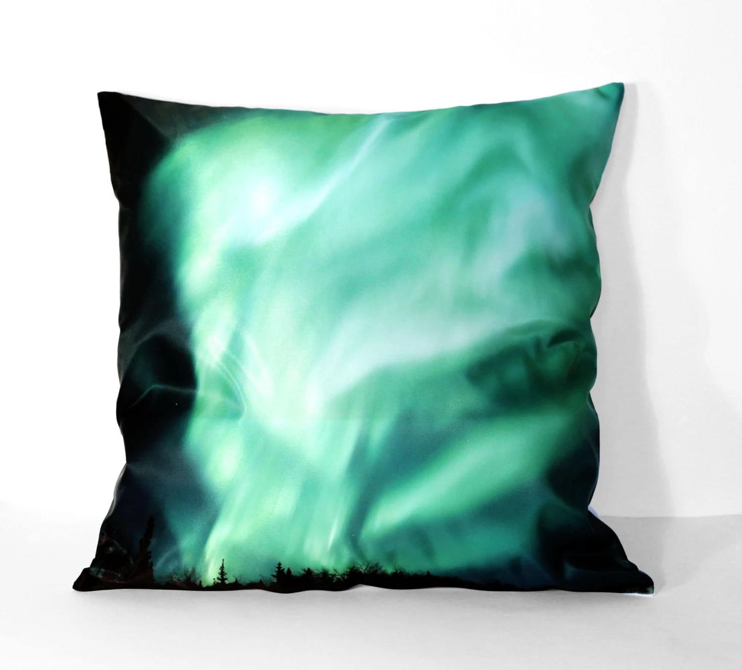 Northern Lights Pillows