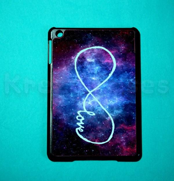 iPad mini 4 caseiPad mini case Forever love by KrezyCase