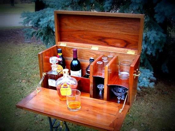 Items similar to Portable bar perfect for camping ... on Portable Backyard Bar id=51116