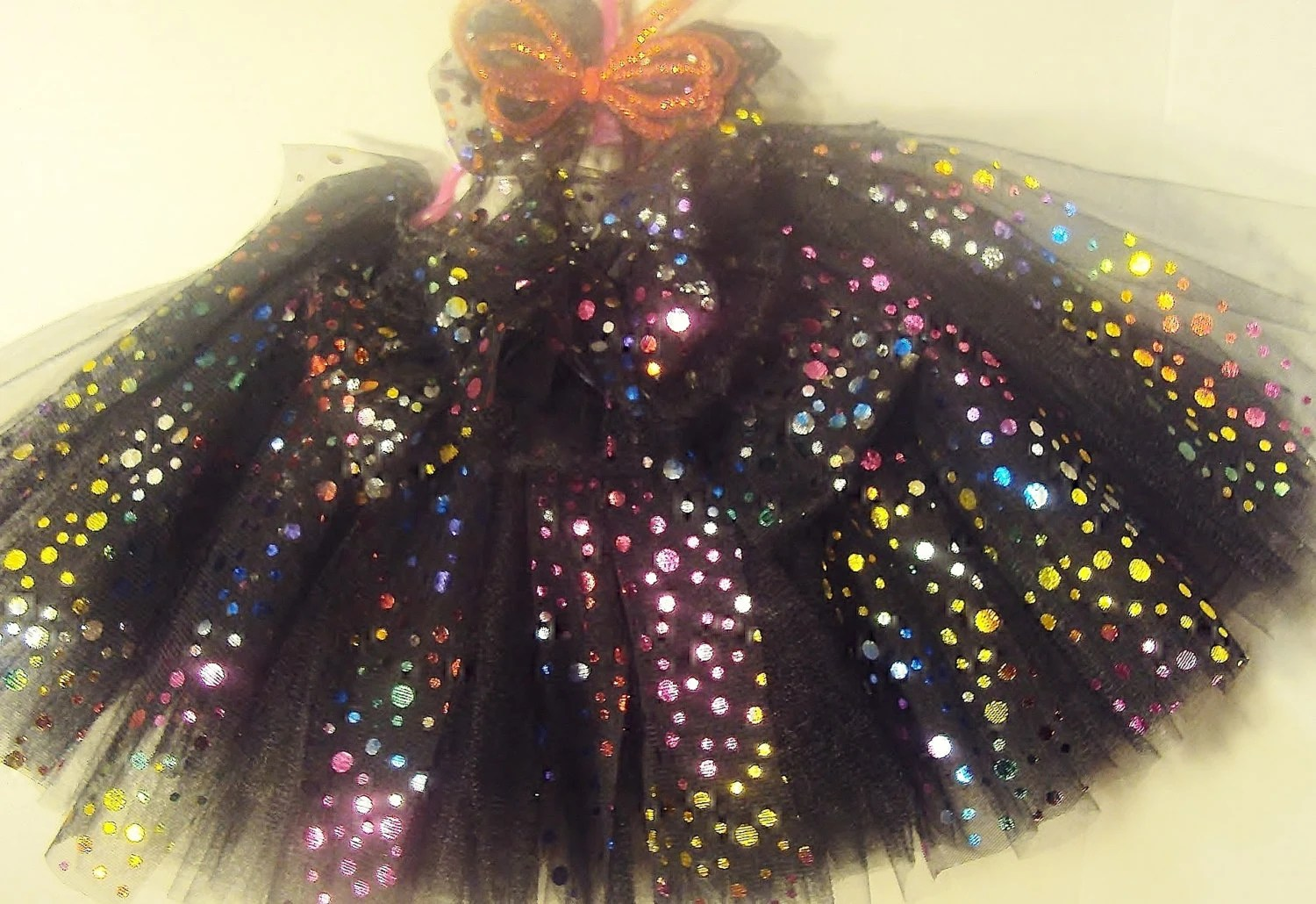 Holiday Sparkle Tutu-Ready to Ship