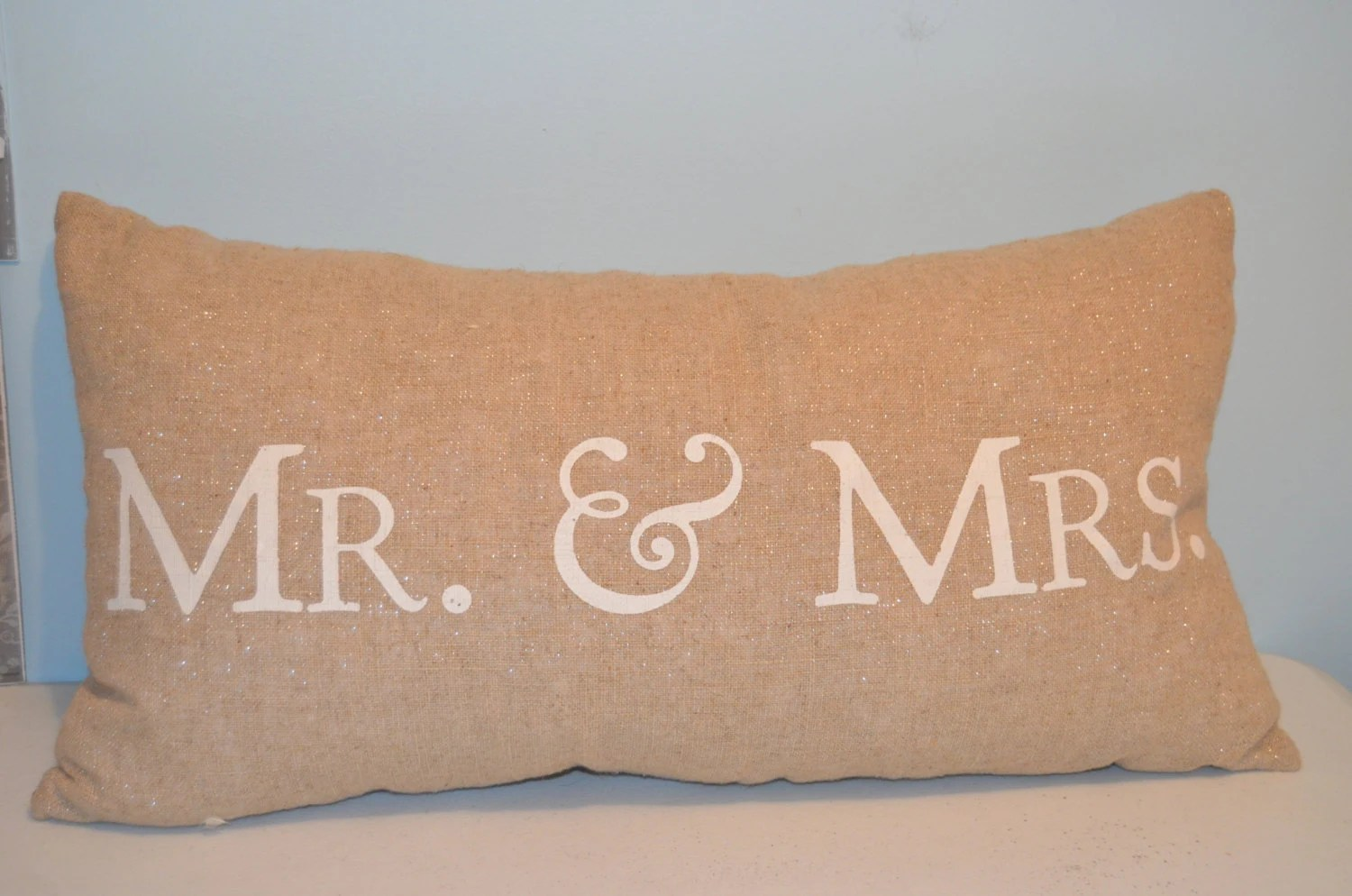 Pillows Mrs Mr And Decorative Storehouse