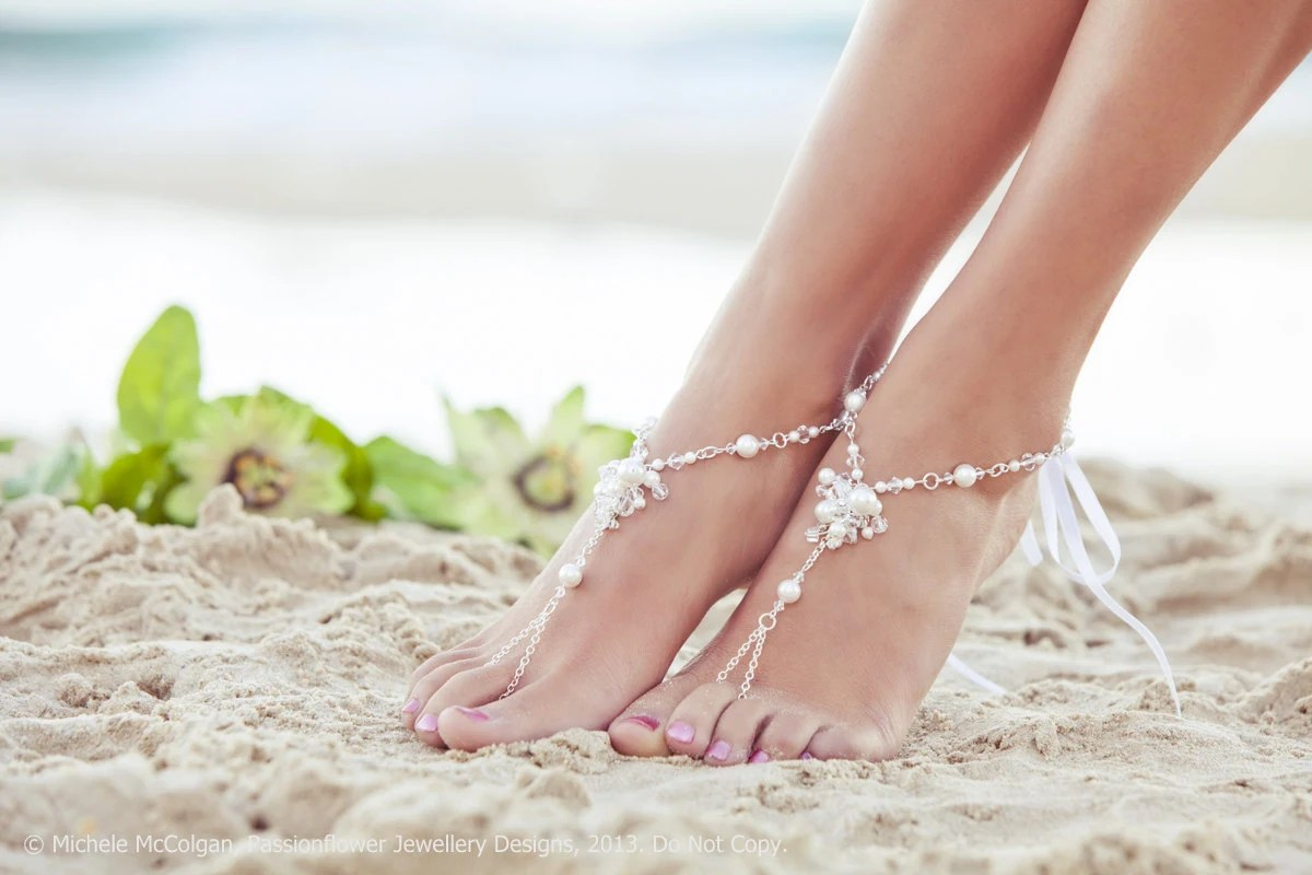 Beach Wedding Sandals