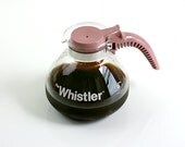 Vintage Whistling Diner-style Coffee Pot - The Whistler by Gemco - WiseApple