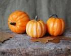 Halloween Candle Pumpkin Handcarved Handmade Candle Halloween Decor Thanksgiving Decor - LessCandles