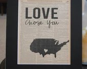Love Chose You (United St...
