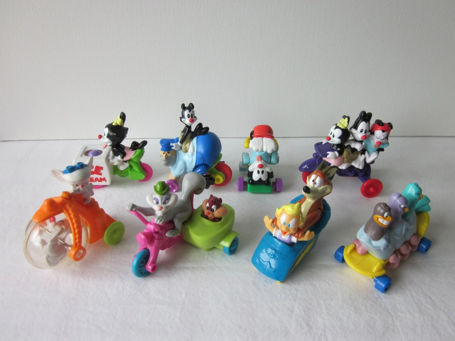 Toys Meal Animaniacs Happy
