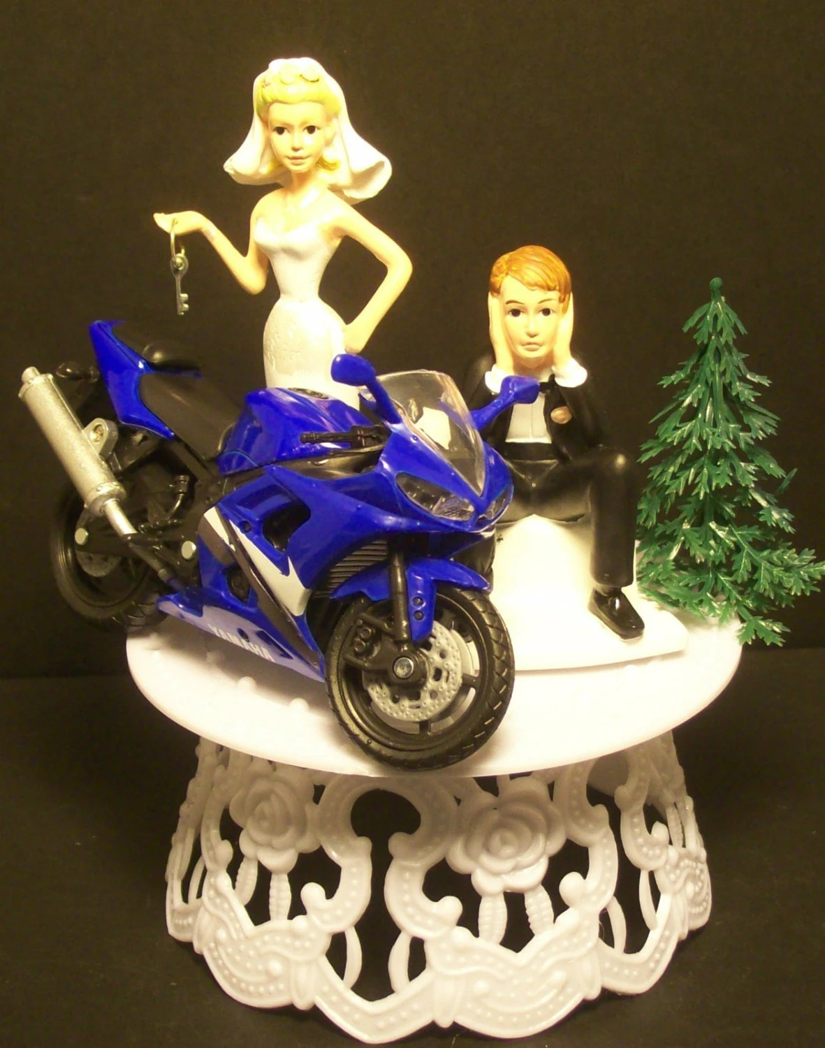 Motorcycle YAMAHA R6 Yzf Street Bike Or Your Bike By Mikeg1968