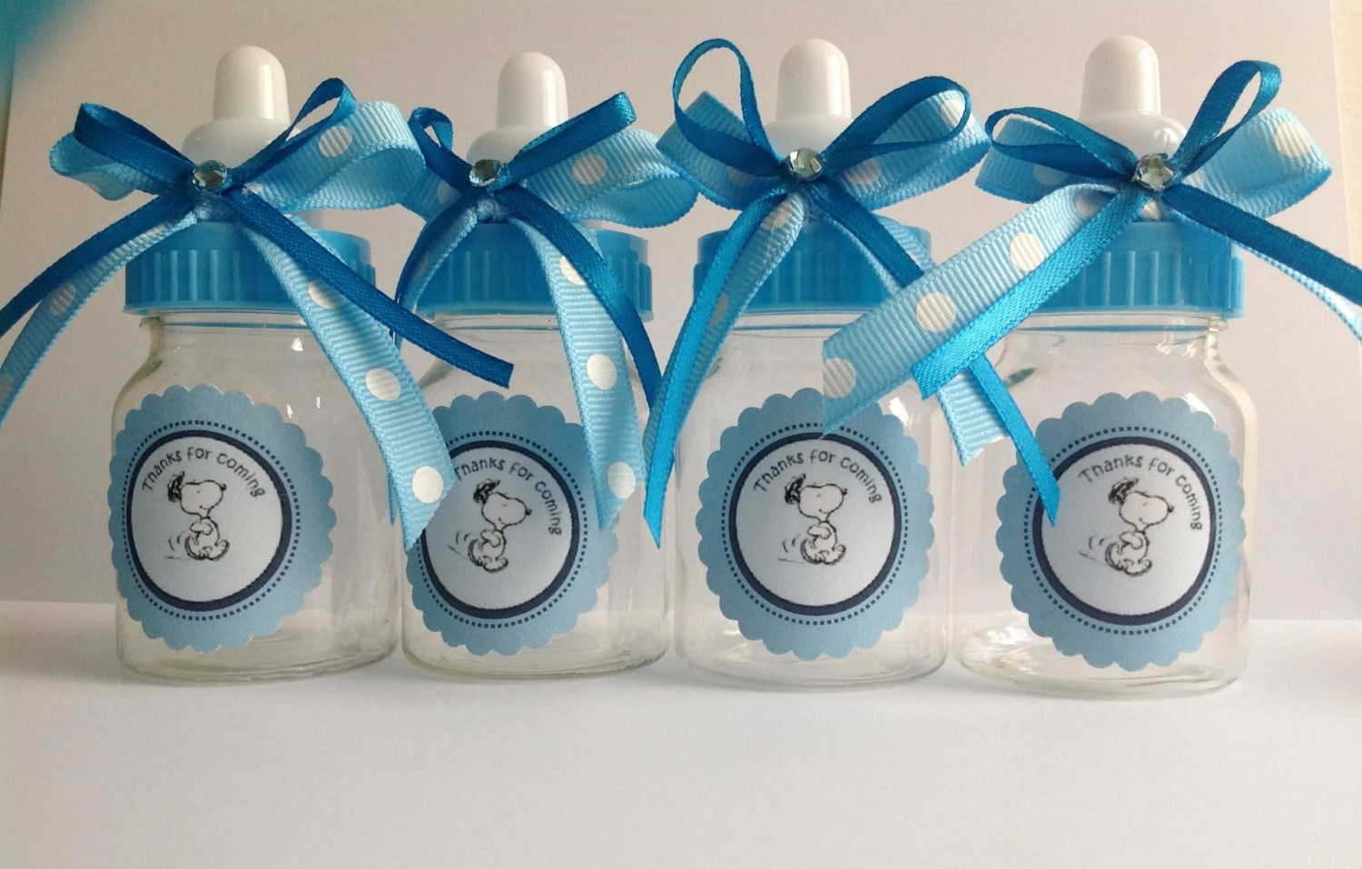 Baby Moon Shower Snoopy