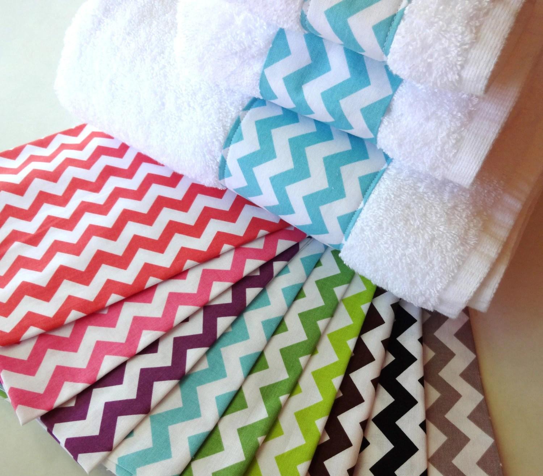 chevron towels you pick color chevron towels bathroom