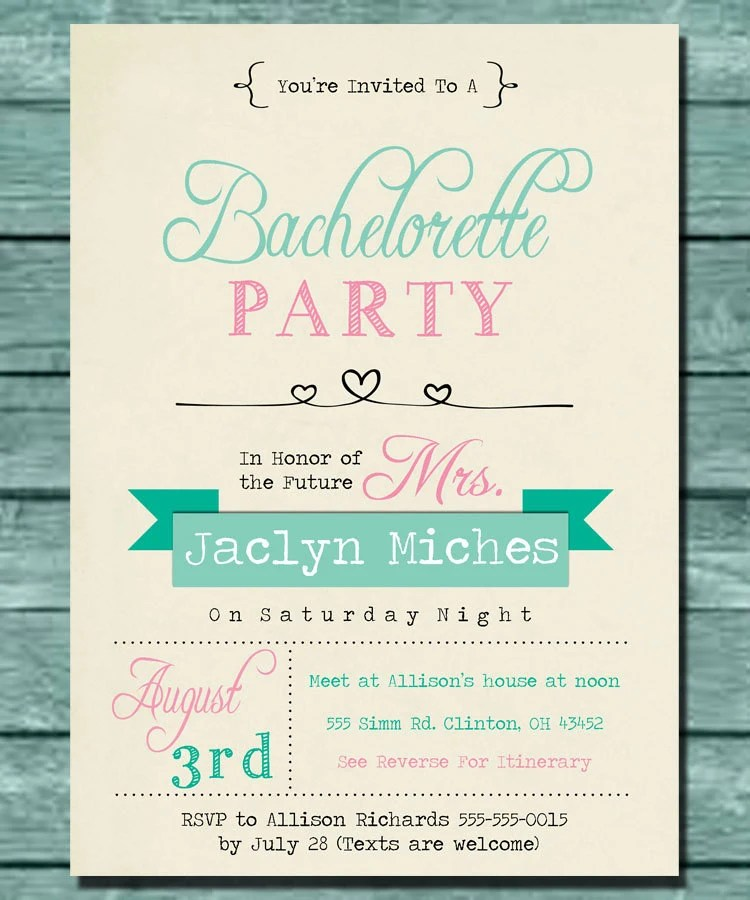 Cheap Rehearsal Invitations