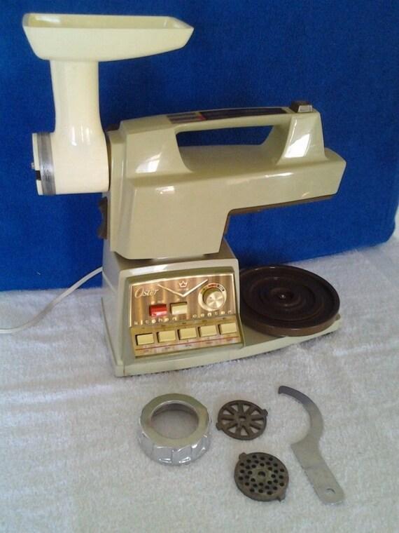 Oster Imperial Kitchen Center Mixer Dough Maker
