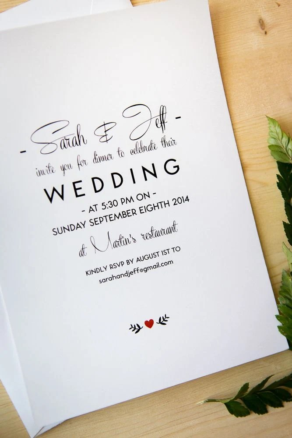 Simple Wedding Packages