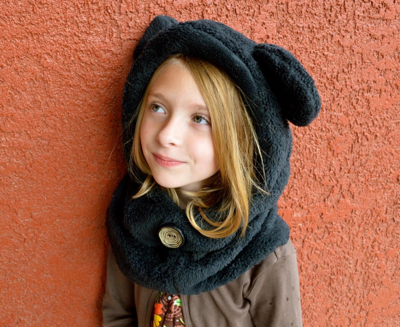 Hat Pattern Cloche Fleece