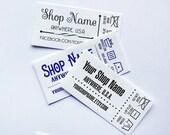 Custom Fabric Labels Laun...