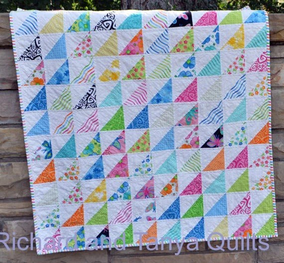 Easy Way Make Quilt