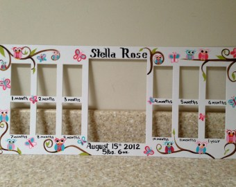 64 Best Baby Picture Frames Images On