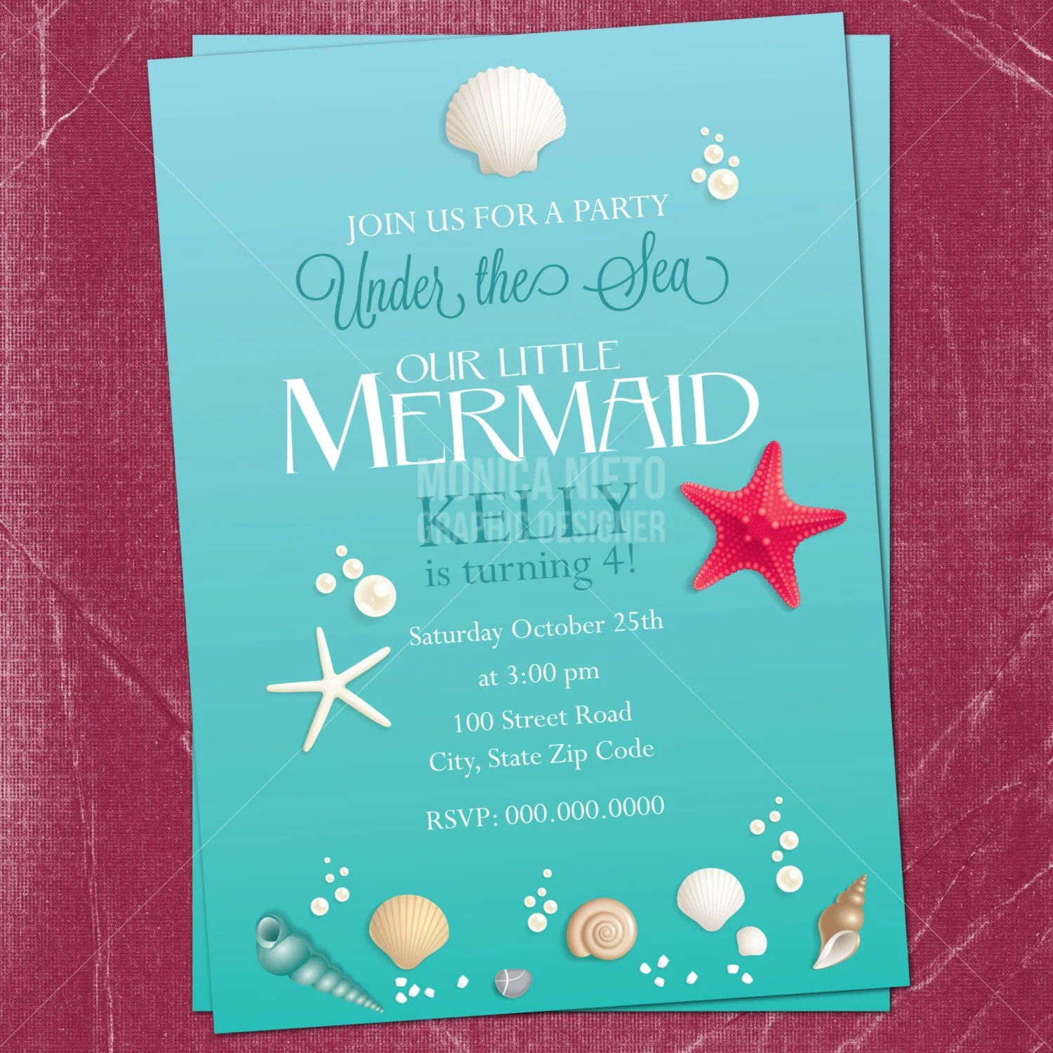 Quick Print Invitations