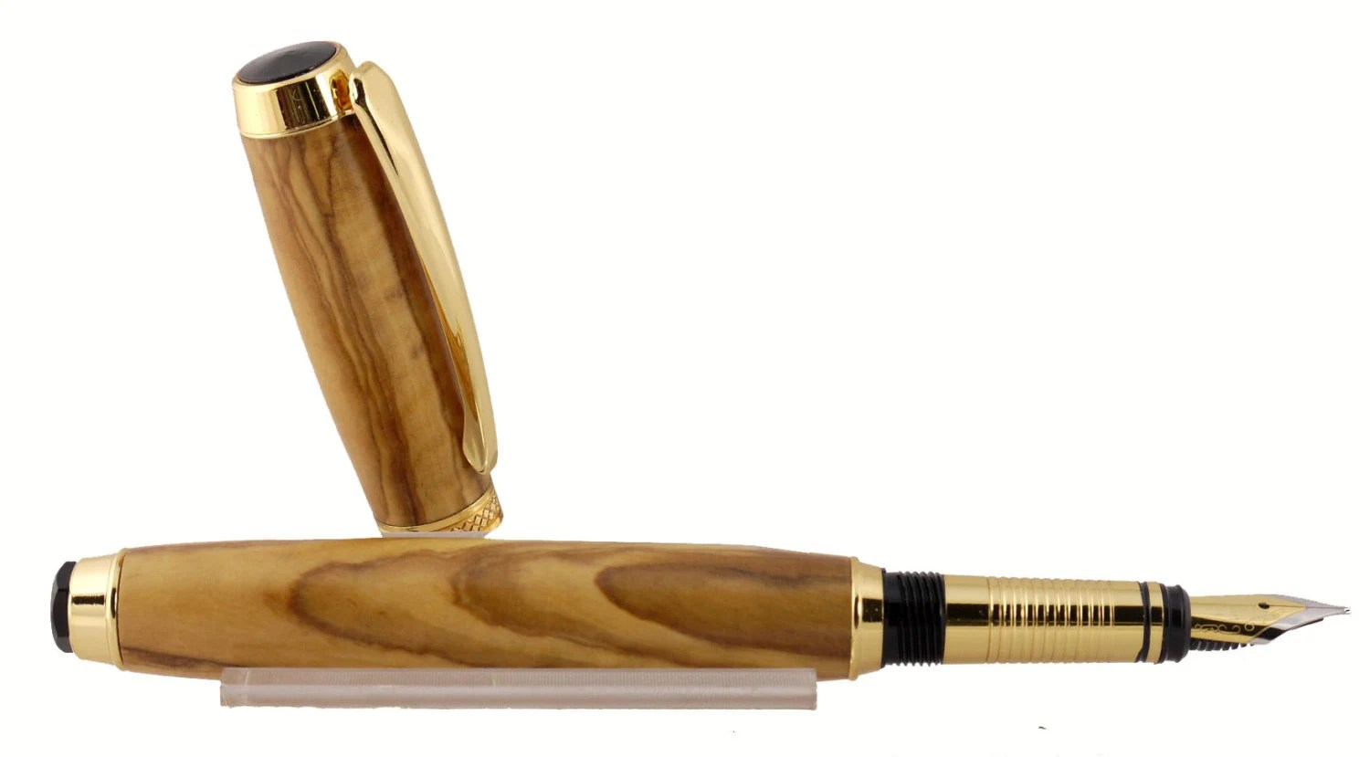 Olivewood Fountain Pen