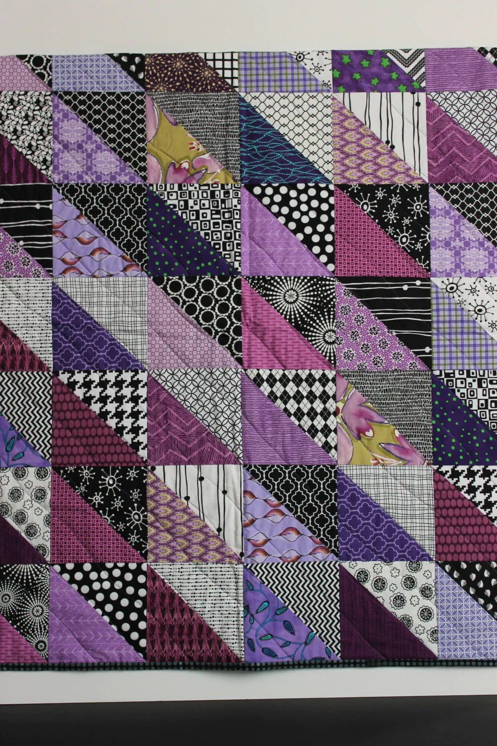 Patterns Quilt Contemporary Modern