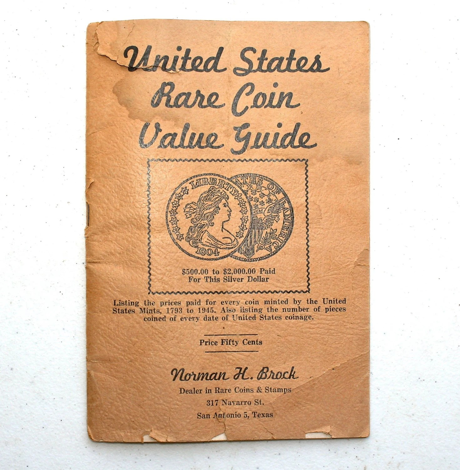 United States Rare Coin Value Guide By Yesterdazetoday