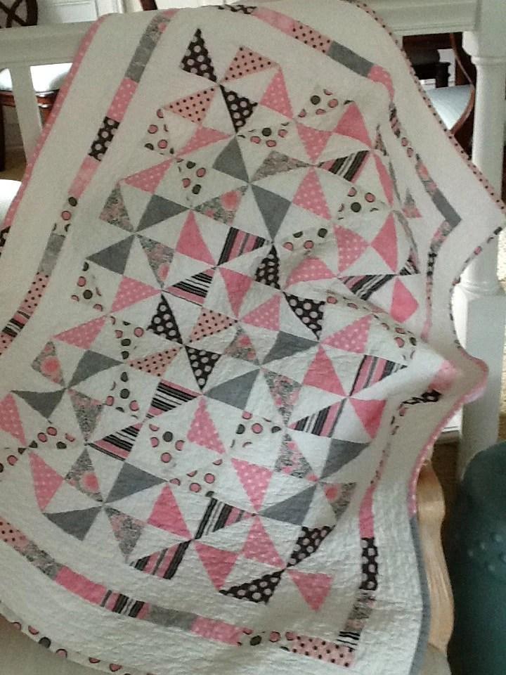 Folded Quilt Border