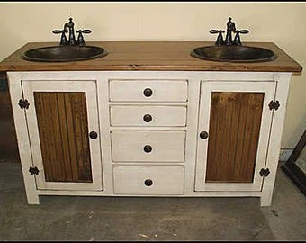 bathroom vanity 36 rustic farmhouse bathroom vanity