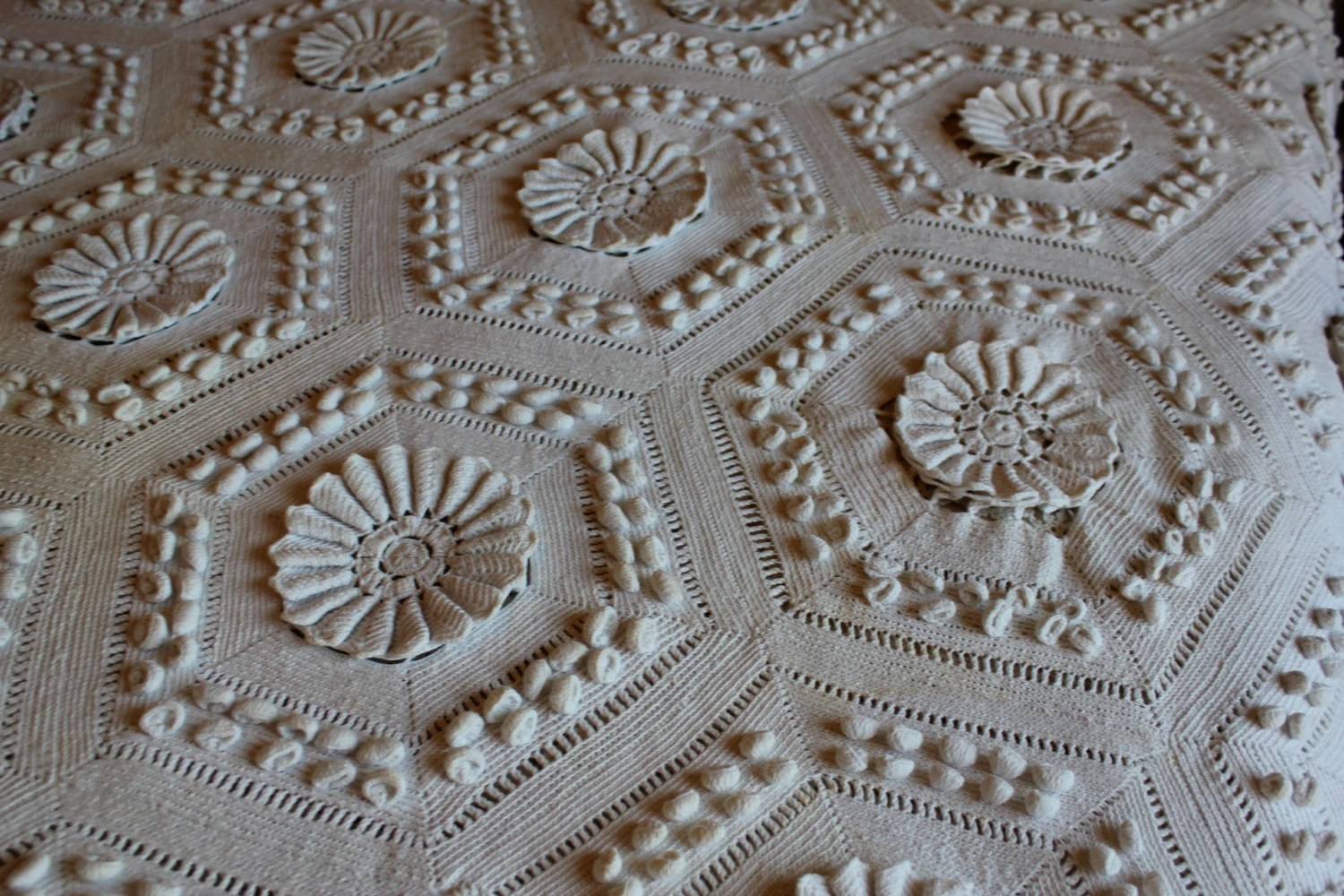Popular Items For Antique Bedspreads On Etsy