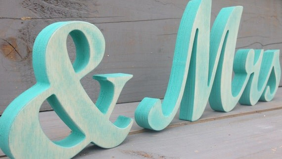 Wedding MR.. And. MRS.. Unpainted Painted Or Glitter By SunFla