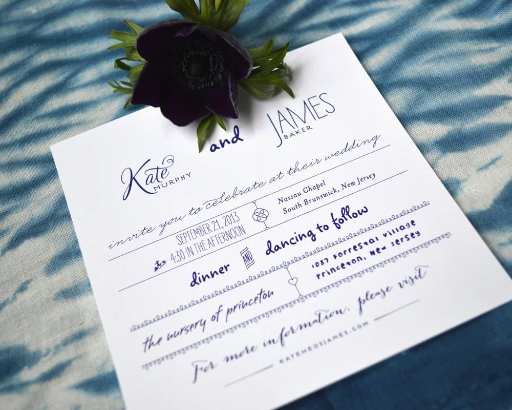 matching types wedding invitations recycled paper With different types of wedding invitation paper